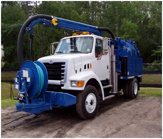 Combination-Sewer-Cleaning-Machine