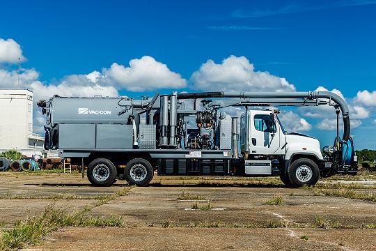 Hydro Excavator Truck for Excavation