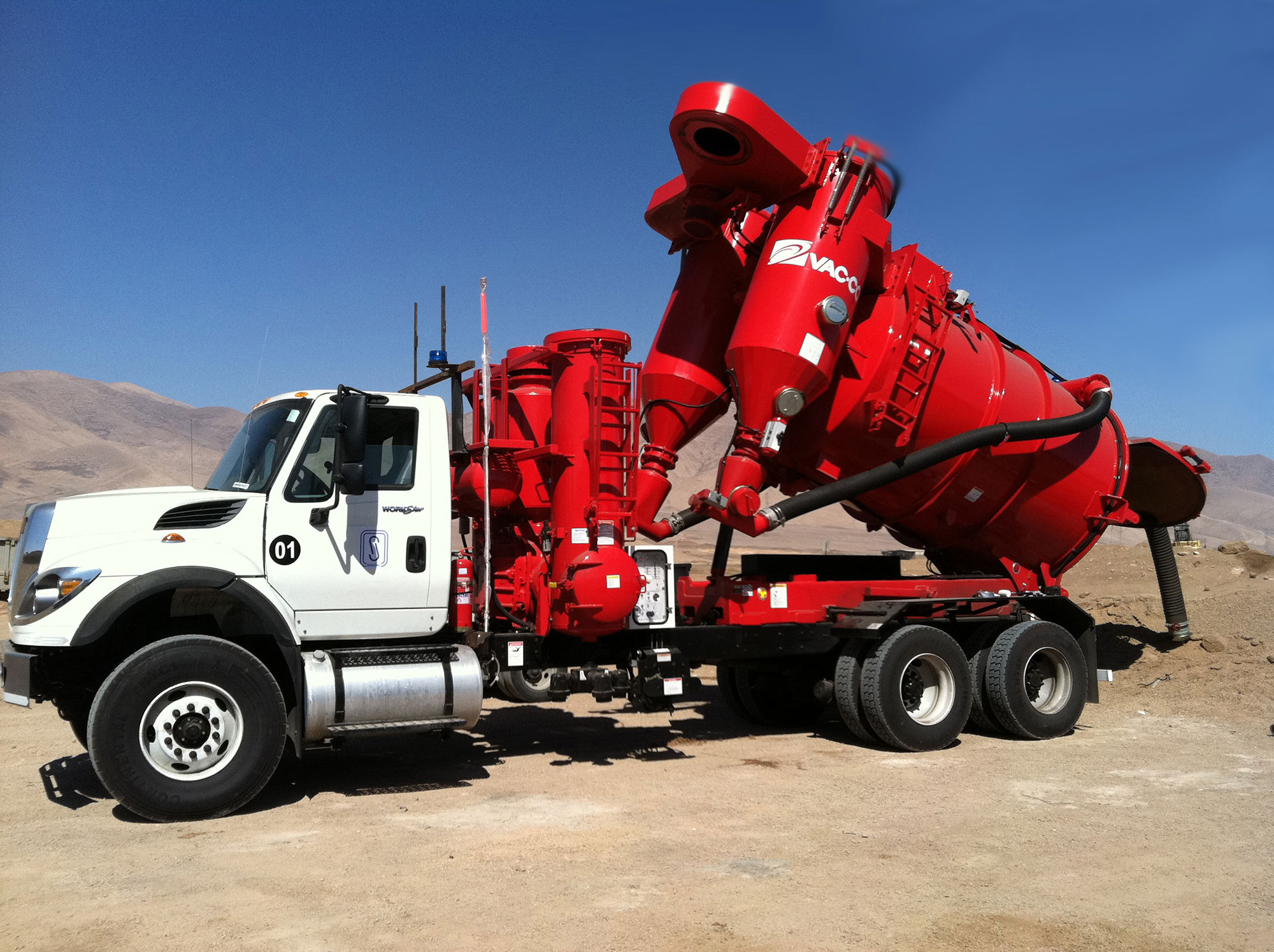 vector trailer mounted units vac con