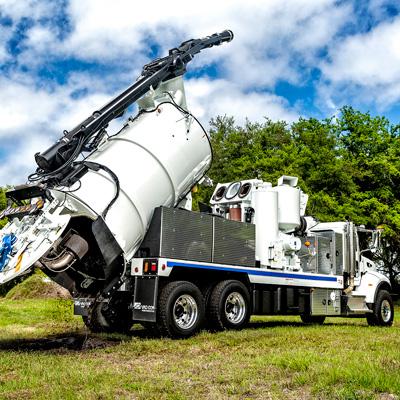 X-Cavator - Hydro Excavator Vacuum Truck