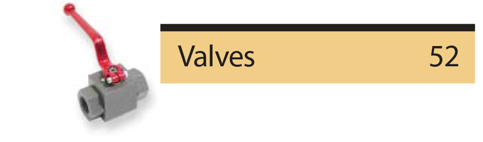 find parts related to valves