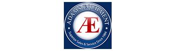 Adams Equipment Co. Inc  logo