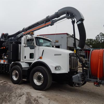 XX-Cavator - Hydro Excavator Vacuum Truck