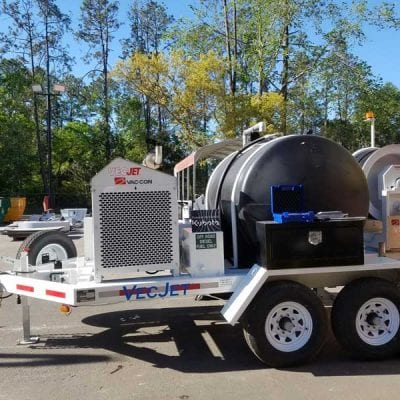 Trailer Mounted Combination Machines Vac Jet