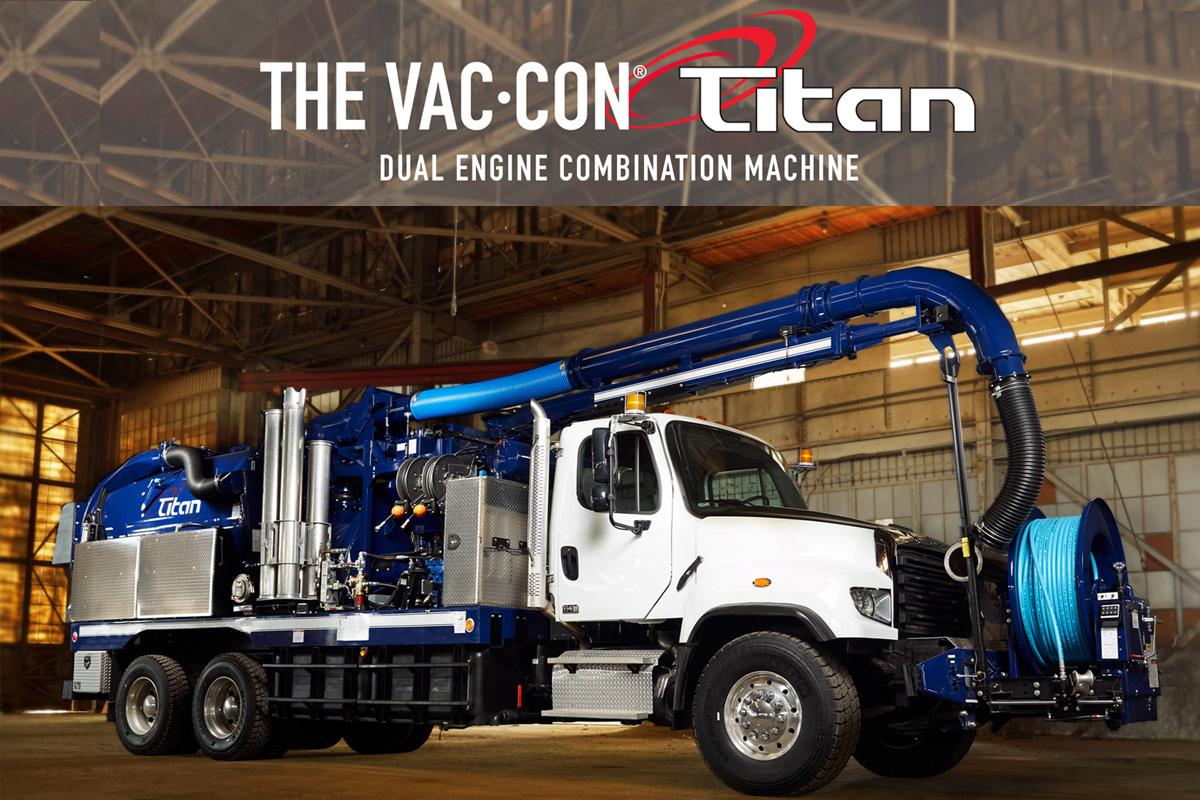 The Vac-Con Titan – Big Power Less Noise