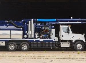 Titan Machine Vacuum Truck
