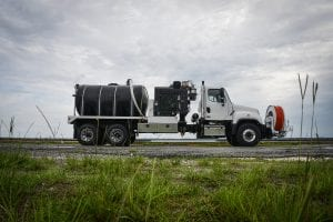 The Best Sewer Maintenance Truck
