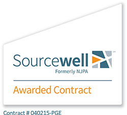 sourcewell awarded contract footer logo