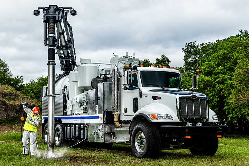 What Are Hydro Excavation Trucks Used for?: Vac-Con