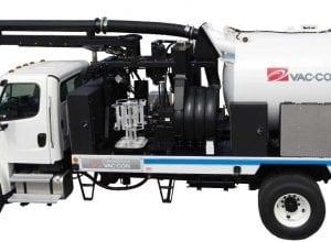 Mudslinger MXT Hydrovac Machine